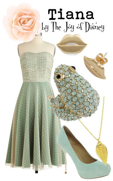 Princess and the Frog: Tiana