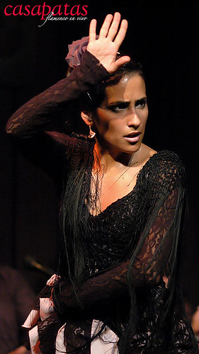 Karen Lugo. Foto: Martín Guerrero