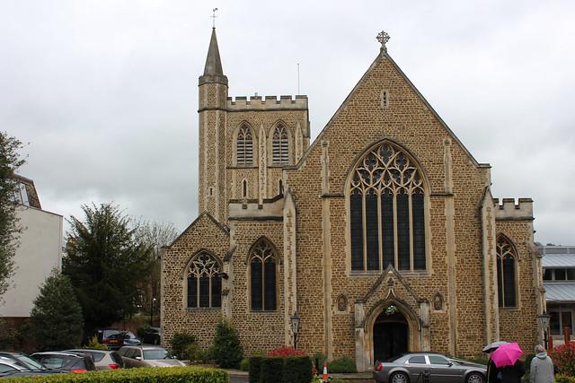 Saint Peter's Catholic Church