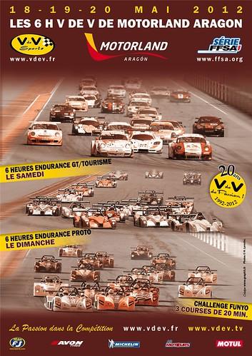 Campeonato VdeV Motorland 2012