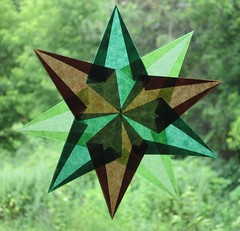 9 Pointed Star