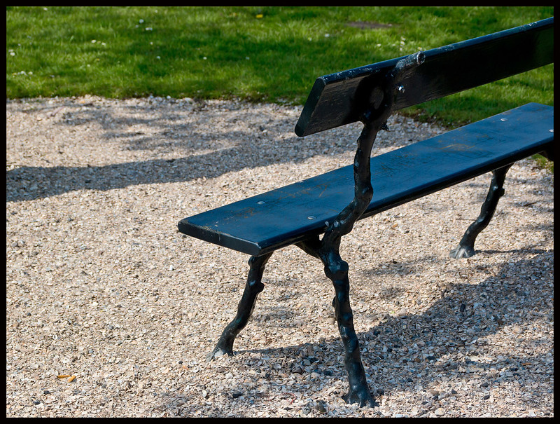 Take a seat and ....Relax