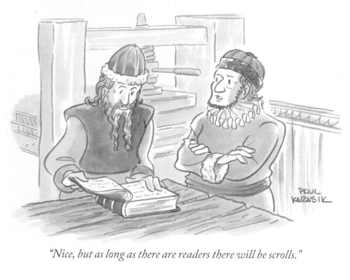 New Yorker cartoon 5-7-12