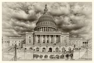 Washington D.C. - United States Capitol 10