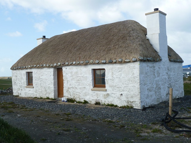 Traditional Thatched House, Benbecula