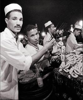jama al fna kebab