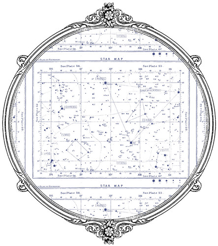 10 sample STAR MAP mel stampz