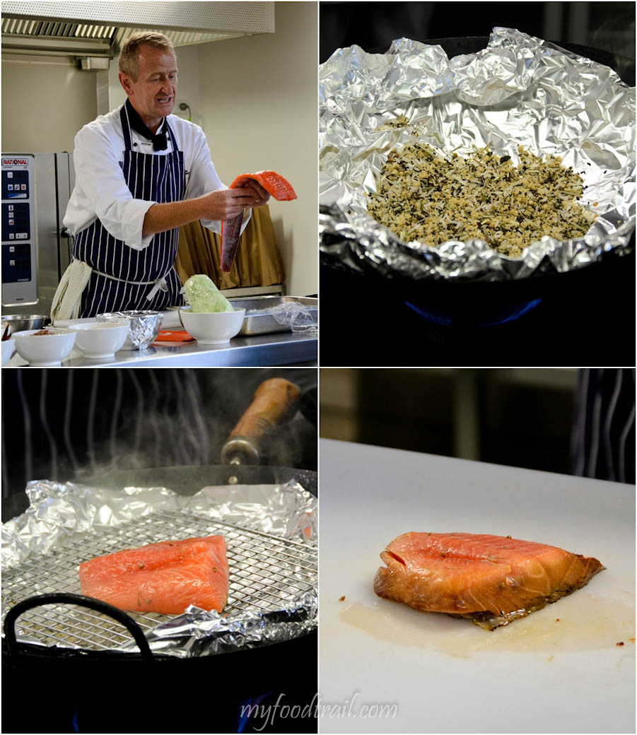 MFWF 2012 Event - Cooking cured smoked trout