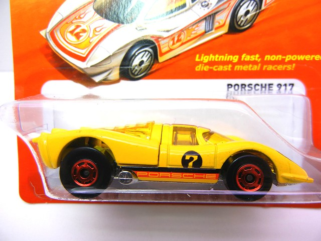 hot wheels hot ones porsche 917  (2)