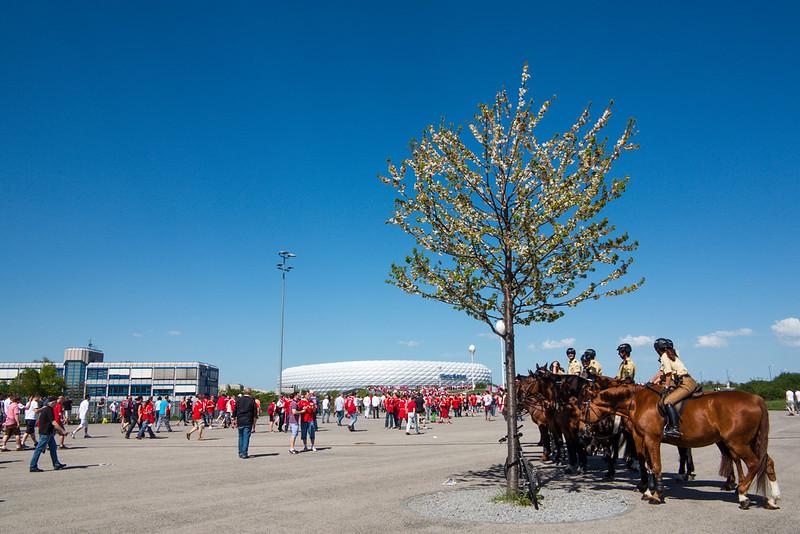 Powershot Allianz Arena