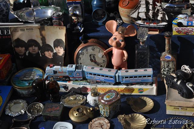 Mercado de San Telmo - Buenos Aires para fotógrafos