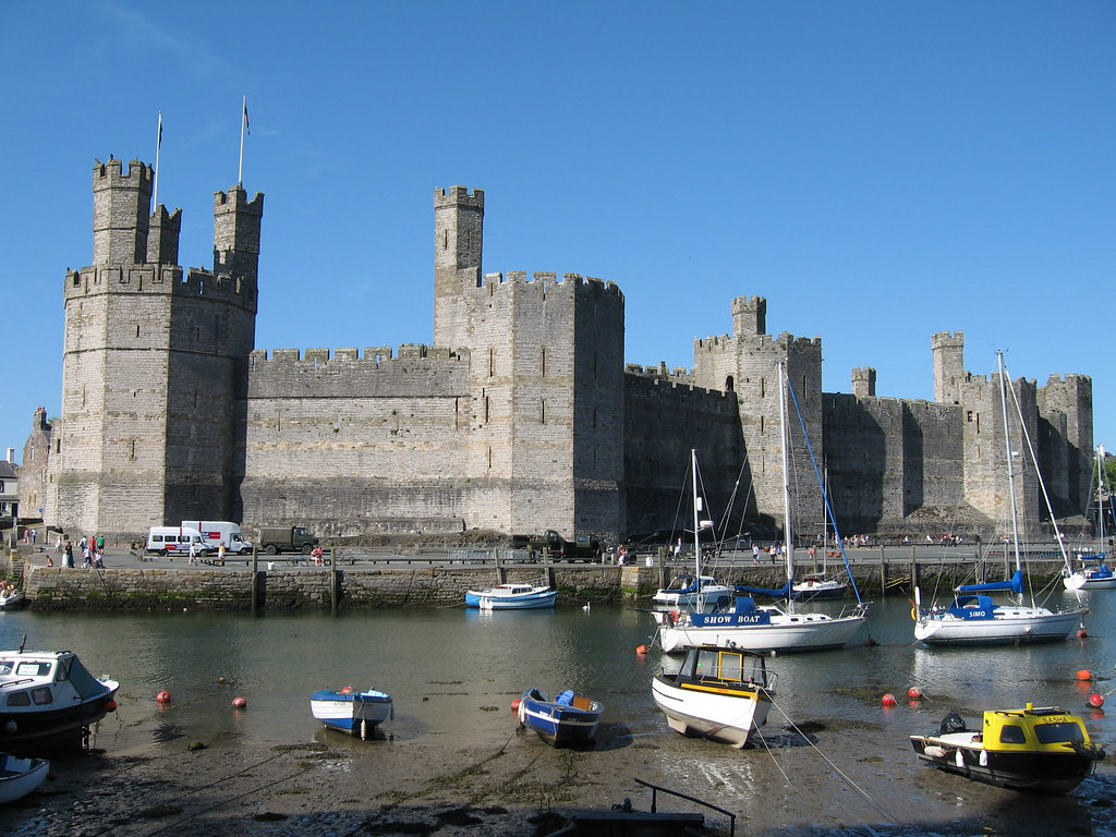 Hotels Near Caernarfon Castle