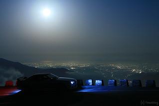 Kumamoto city's night