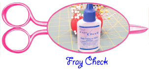 Fray Check Tutorial