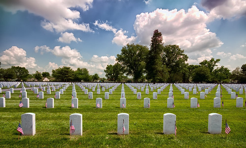 Memorial Day Weekend - Richmond National Cemetery