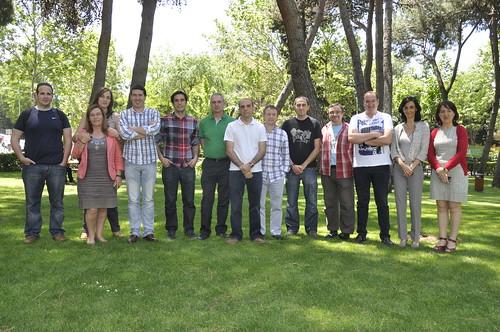 Profesores de FP Madrid