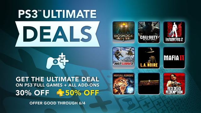 Huge PSN sale!