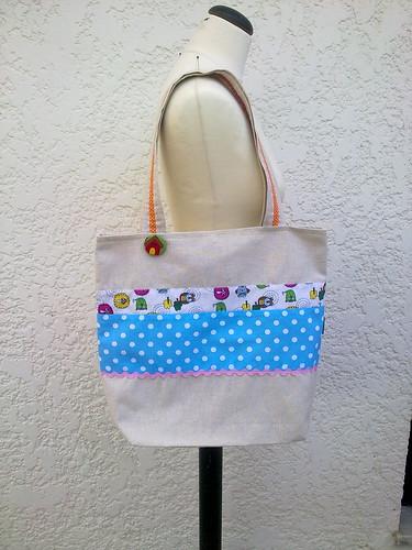 Bolsa de praia by ♥Linhas Arrojadas Atelier de costura♥Sonyaxana