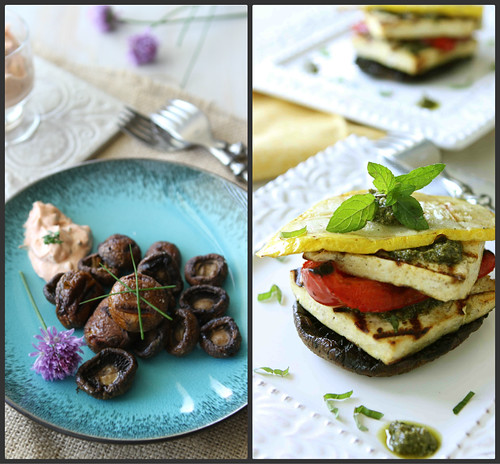 Ten Vegetarian Grilling Recipes
