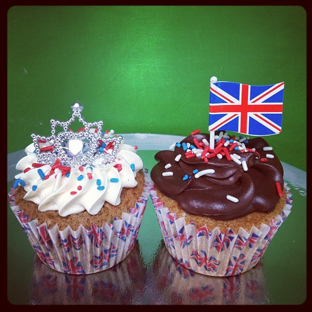 Be proud to be British this weekend! Happy Jubilee!