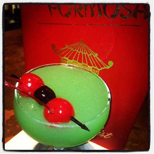 Formosa Cafe cocktails: Formosa Sour by Caroline on Crack