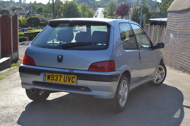 news : back to the french! * 106 gti * - saxperience - citroen
