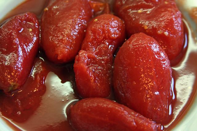 Tomates en Lata