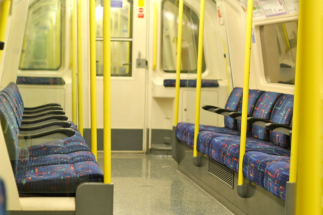 Super early morning tube