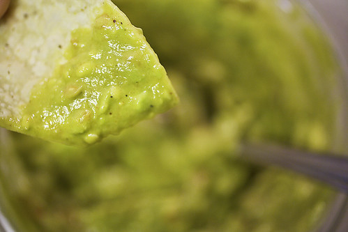 Homemade Guacamole by FragilePhoto