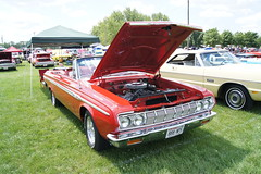 64 Plymouth Sport Fury