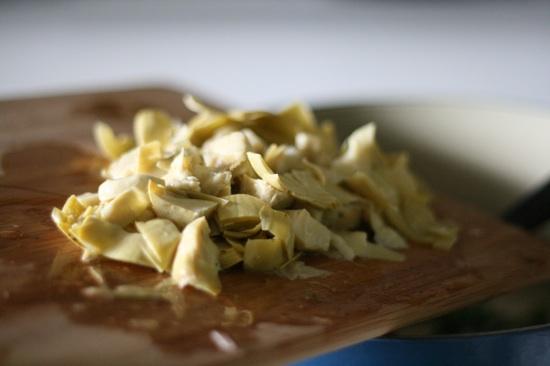 Spinach Artichoke Lasagna 4