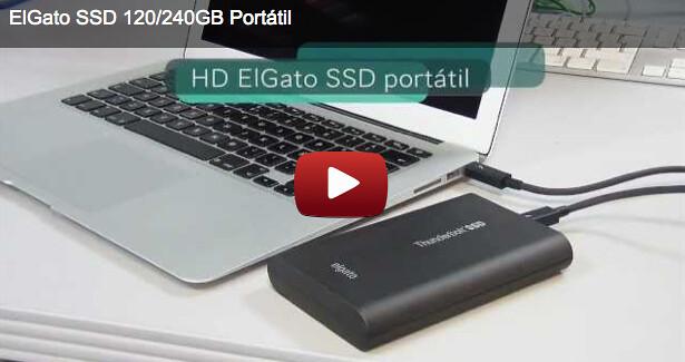 disco duro SSD elgato