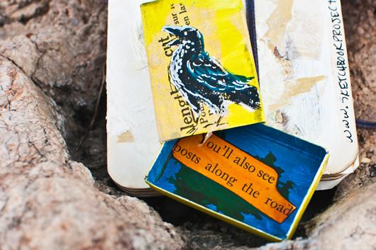 sketchbook project stranger art May 2012-9