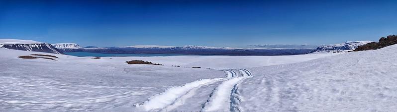 Langjökull Glacier. Norourland Eystra (1)