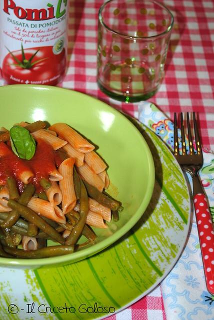 Penne e fagiolini (1)