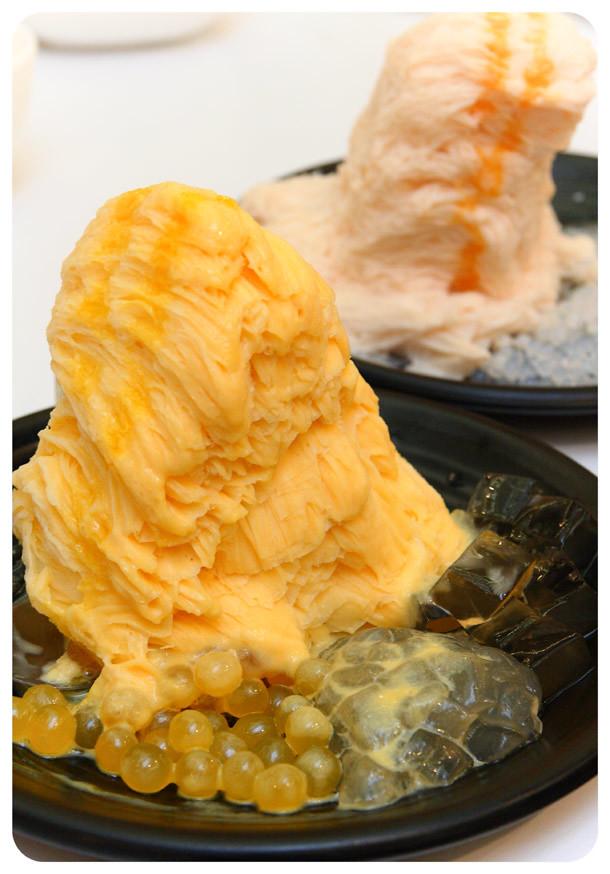 Tong Pak Fu - Mango Snow Ice