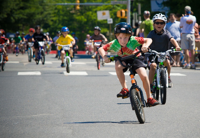 Clarendon Cup Kids Race 2012