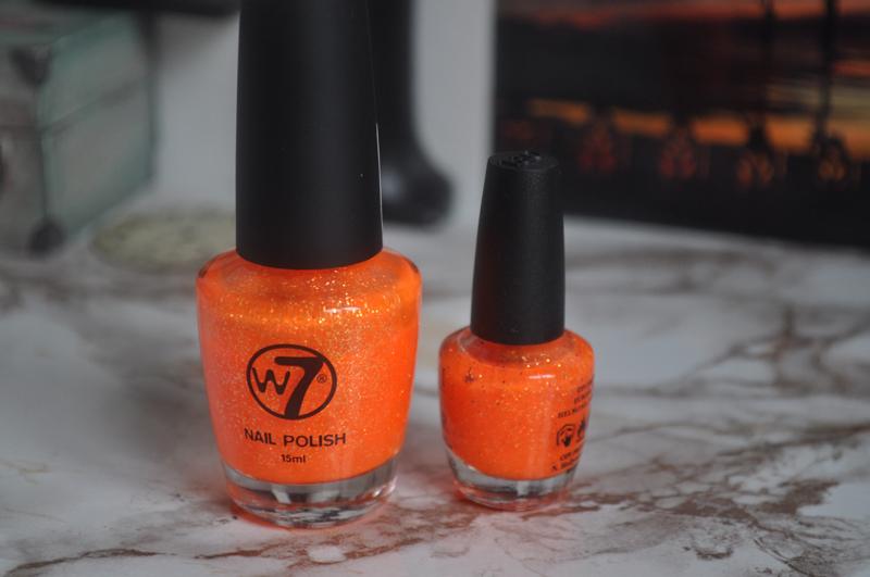 depotting nail polish 1