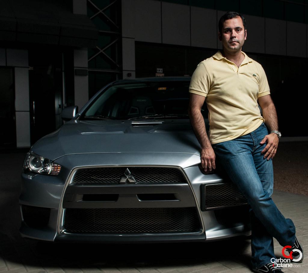 Mitsubishi EVOLUTION VIII & X