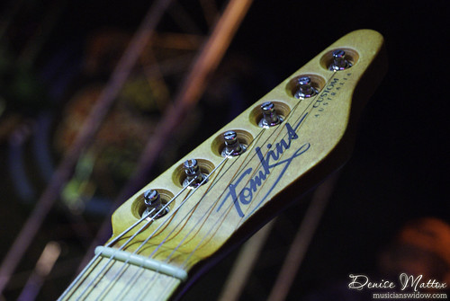 Tomkins Guitars Showcase