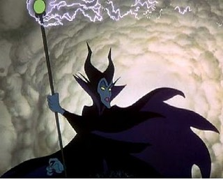 A still of Milicent from Sleeping Beauty