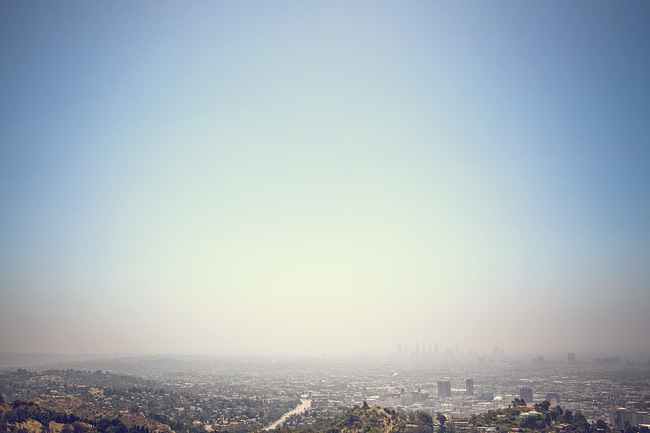 Runyon Canyon Park Los Angeles LA California | Travel Photography | 50 States Photography Project & Challenge