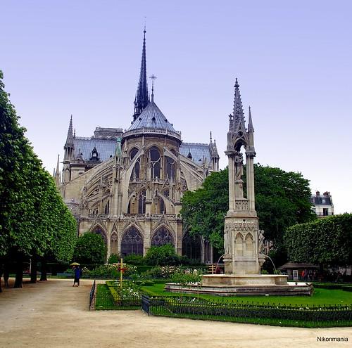 Notre Dame (East side)