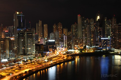 night noche flickr panama