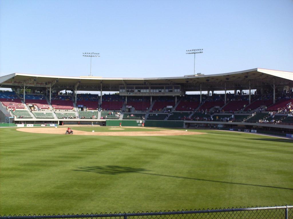 Mccoy Stadium In The Ballparks