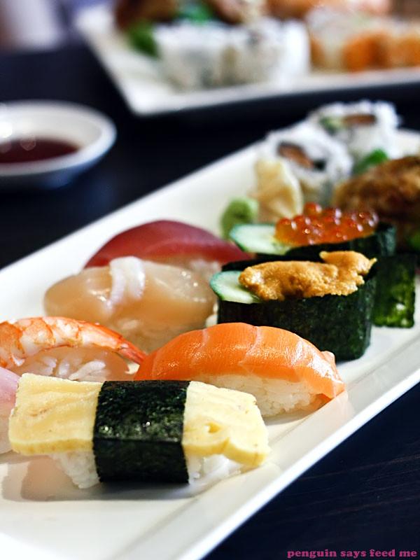 Samurai Sushi Menu Mill Valley Restaurant