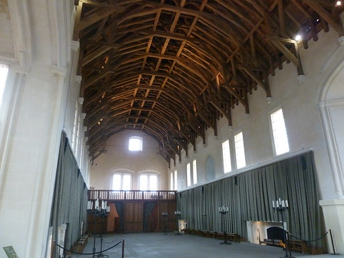 Great Hall.Stirling Castle