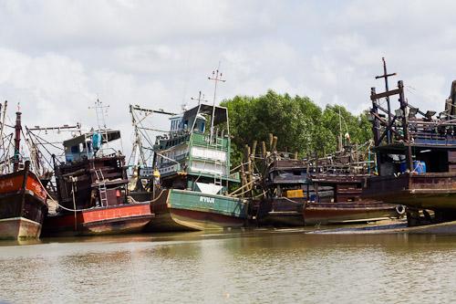 Ranong Harbour