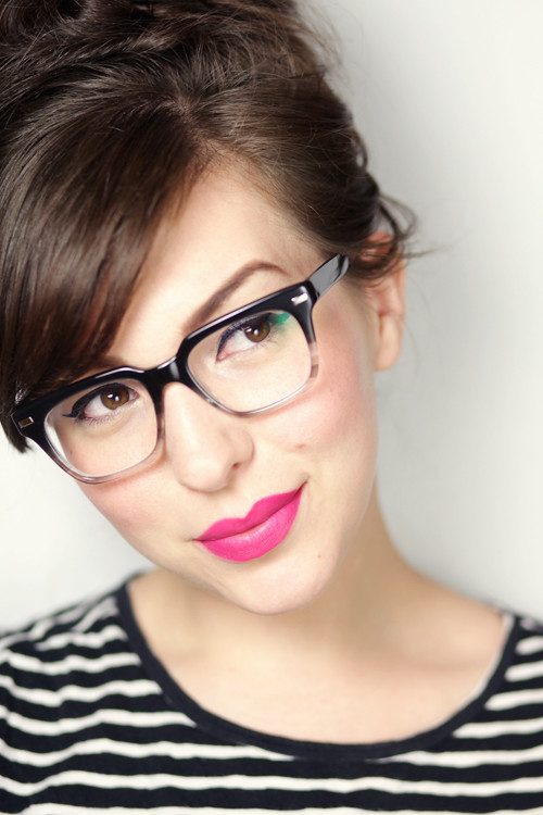 Eyeglasses Frame Trends 2016 : and speaking of glasses... - Keiko Lynn