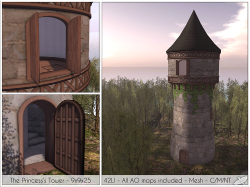 Alouette - The Princess's Tower (AD)